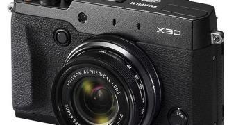 Fuji X30 – mais do mesmo com algumas mudanças
