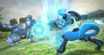 Pokémon + Tekken = Pokkén Tournament (mas hein!?)