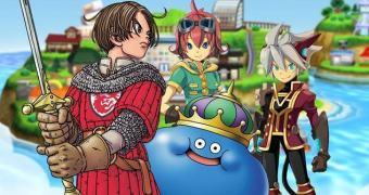 Custo tem impedido localização do Dragon Quest VII