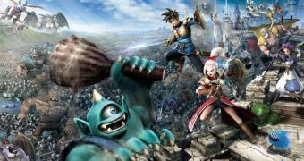 PS3 e PS4 ganharão Dragon Quest no estilo Dynasty Warriors