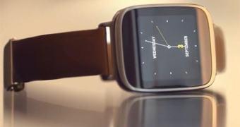 IFA 2014 — Asus apresenta ZenWatch