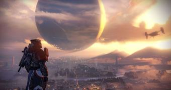 Explore os mundos do Destiny com o Google Street View