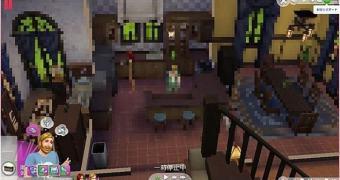 Cópias piratas do The Sims 4 estão ficando com a imagem pixelada