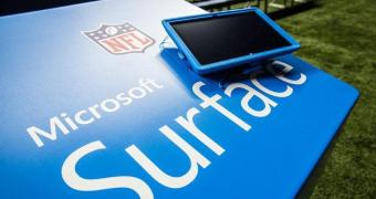 "Microsoft está pagando a NFL para fazer propaganda de tablet ""tipo iPad"""