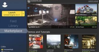 Unreal Engine 4 ganha loja e versão gratuita para estudantes