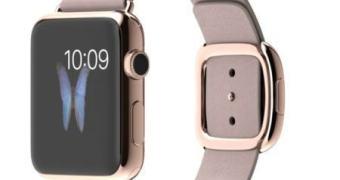 Por que nada foi dito sobre a bateria do Apple Watch?