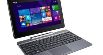 ASUS Transformer Book T100, um híbrido com Windows 8.1