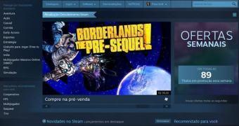 Para melhorar experiência, Steam passa por reformulação
