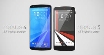 Nexus 6 pode ser um monstro com tela de aaahaammm… quase 6 polegadas