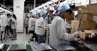 Alunos são forçados a trabalhar em fábricas tech na China
