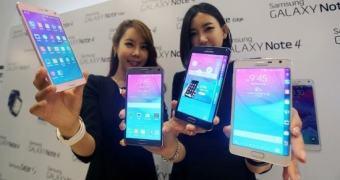 Samsung: Galaxy Note Edge é mais um produto-conceito