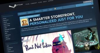 Estúdios comemoram mudanças do Steam