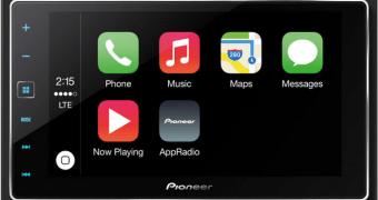1º sistema compatível com o CarPlay da Apple chega pela Pioneer