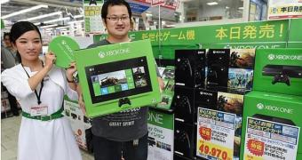 Microsoft lamenta vendas do Xbox One no Japão