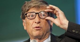 Bill Gates tira o chapéu para o Apple Pay