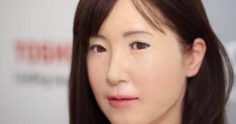 Aiko Chihira, a japinha-robô que fala por linguagem de sinais