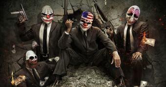 Ganhe uma cópia do Payday: The Heist