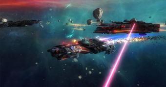 Rebel Galaxy, o novo jogo dos criadores do Torchlight