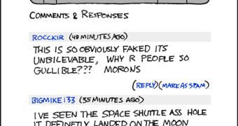 Estudo comprova xkcd: comentaristas do YouTube são os piores
