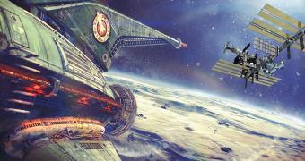 ISS pode ganhar um serviço de entregas expressas para o planeta