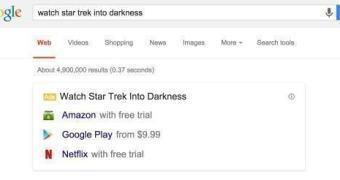Google contra a pirataria nos resultados de buscas