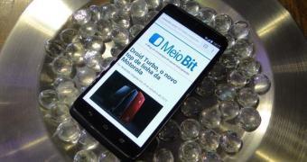 Moto Maxx, o high-end da Motorola com uma super bateria