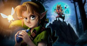 Zelda: Majora's Mask ganhará remake para o 3DS