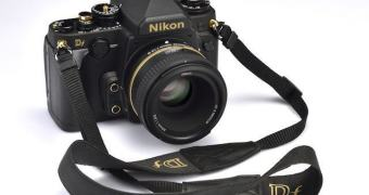 Nikon DF versão Gold