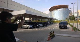Estivemos lá — Inauguração do Centro de Pesquisas Global da GE no Brasil