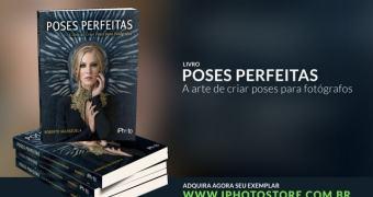 Livro Poses Perfeitas: A arte de criar poses para fotógrafos