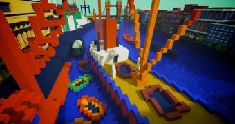 Museu usa Minecraft para divulgar obras de arte