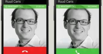 Veja como serão as chamadas de voz do WhatsApp