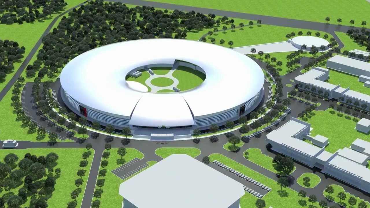 Sirius, nueva instalación de luz sincrotrón para Brasil
