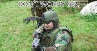 Exército dos EUA pensa em amenizar exigências físicas para recrutar mais nerds