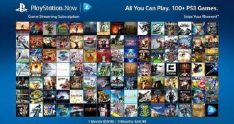 Sony revela preço da assinatura do PlayStation Now