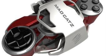 Mad Catz apresenta o Lynx 9, seu novo (e caro) controle modular