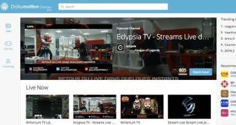 Dailymotion anuncia serviço para concorrer com o Twitch