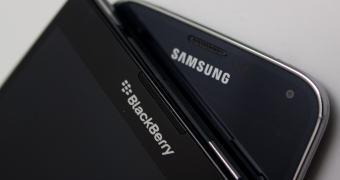 Rumor: Samsung  negocia comprar a Blackberry por US$ 7,5 bilhões