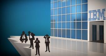 Crise: um a cada quatro funcionários da IBM irá para a rua