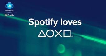 Consoles da Sony ganharão suporte ao Spotify