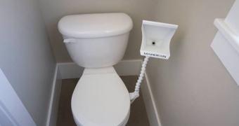 Personal Urinator Tabajara — dessa vez nem é coisa de ecochato