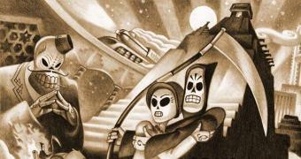 Grim Fandango e os comentários de produção