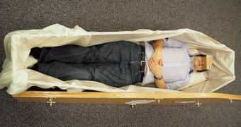 Jogo tentará nos mostrar como é ser enterrado vivo