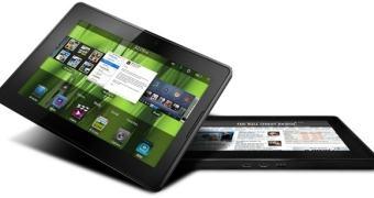 Nao ria: CEO diz que BlackBerry pode lançar mais um tablet