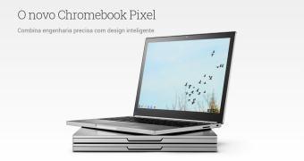 Chromebook Pixel 2015 faz o novo MacBook parecer ainda mais caro