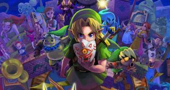 Vendas NPD — fevereiro: Zelda Majora's Mask é destaque nos EUA, 3DS vence PS4 e XONÃO