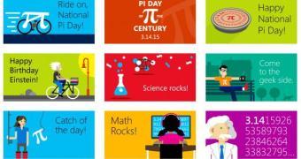 O dia é do Pi, mas quem dá o desconto redondo é a Microsoft