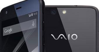 Eis o VAIO Phone, mas você não colocará as mãos nele
