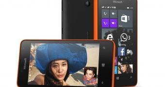 Lumia 430, novo smart de entrada está pronto para o Windows 10