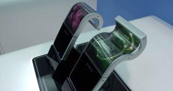 Samsung: smartphones dobráveis serão realidade em 2016